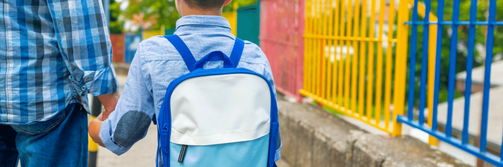 How to mentally prepare children for school