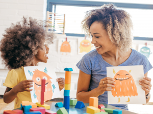 ChildSavers offers trauma-informed child care resources and training for providers and educators.