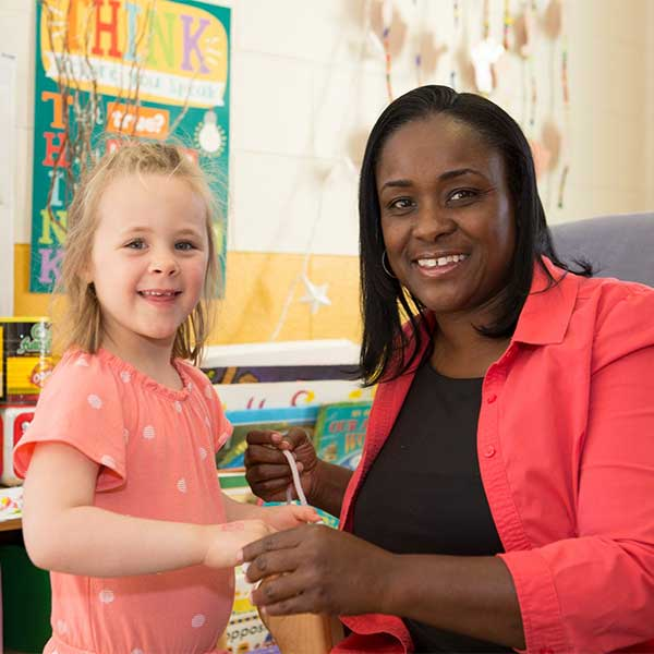 ChildSavers offers child development services and child care resources which include training and coaching for child care professionals in Virginia