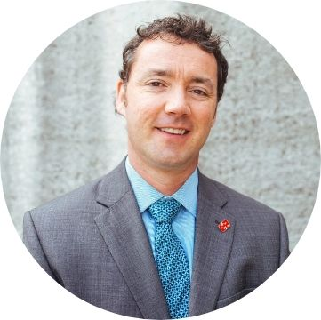 John Richardson-Lauve is Director of Mental Health and Lead Trauma and Resilience Educator at ChildSavers