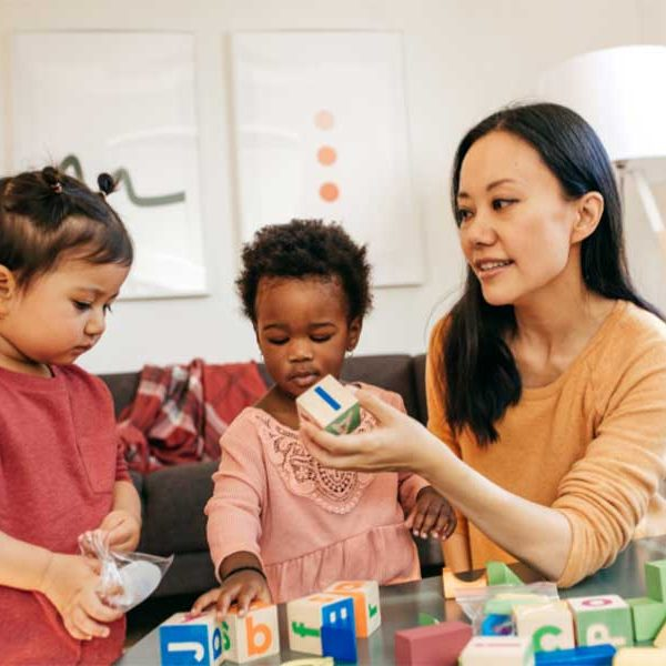 Connect with Virginia Quality to access child care resources